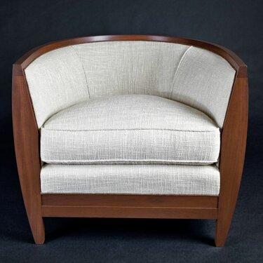 Tusk Barrel Chair