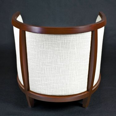 Tusk Barrel Chair