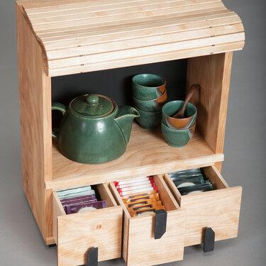 Tea chest