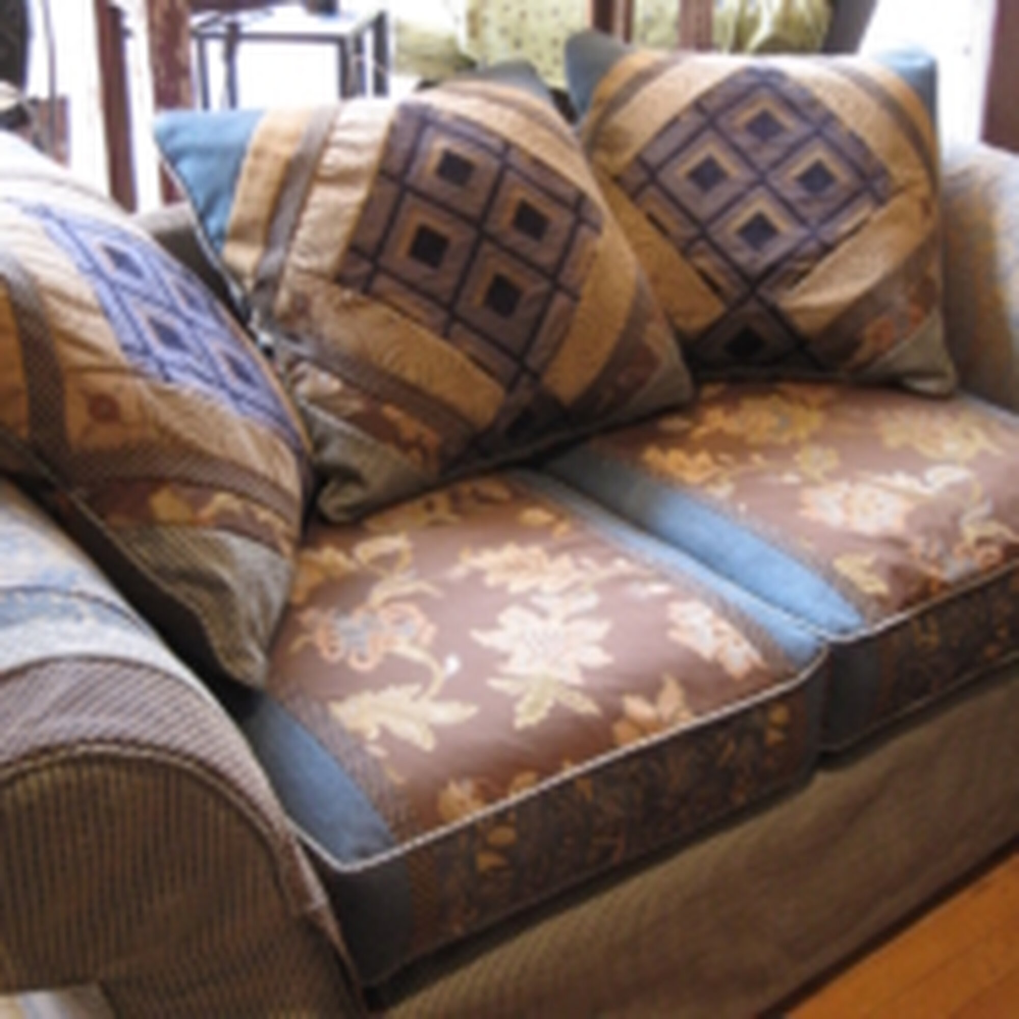 Collage Slipcover