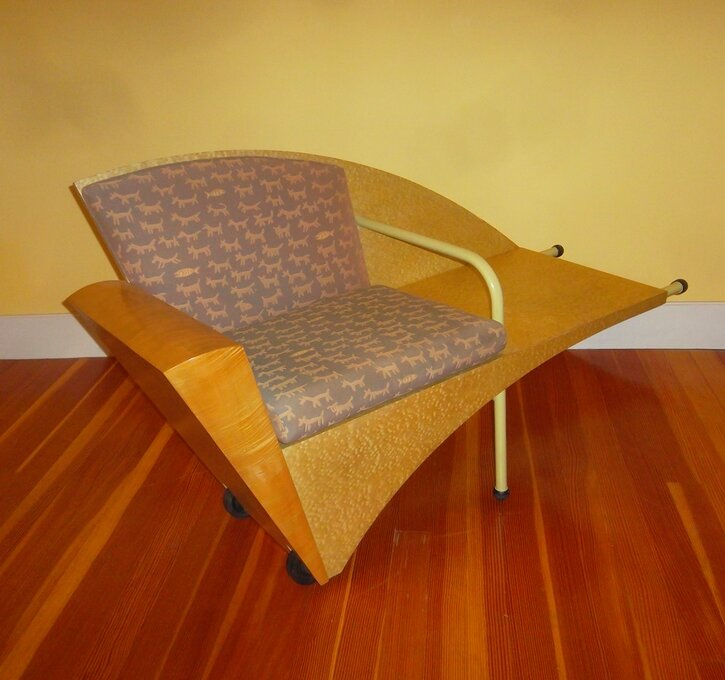 Whimcycle chair