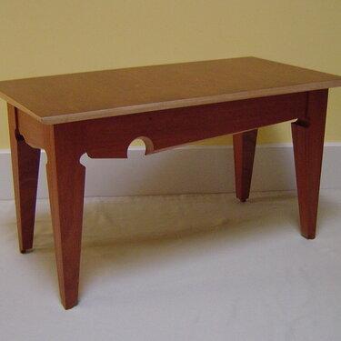 Buck's coffee table