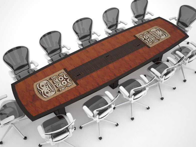 Potlatch Table