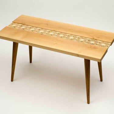 Kumiko coffee table