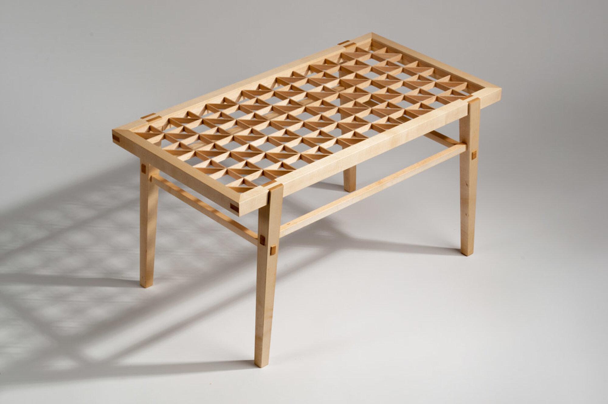 jigumi coffee table