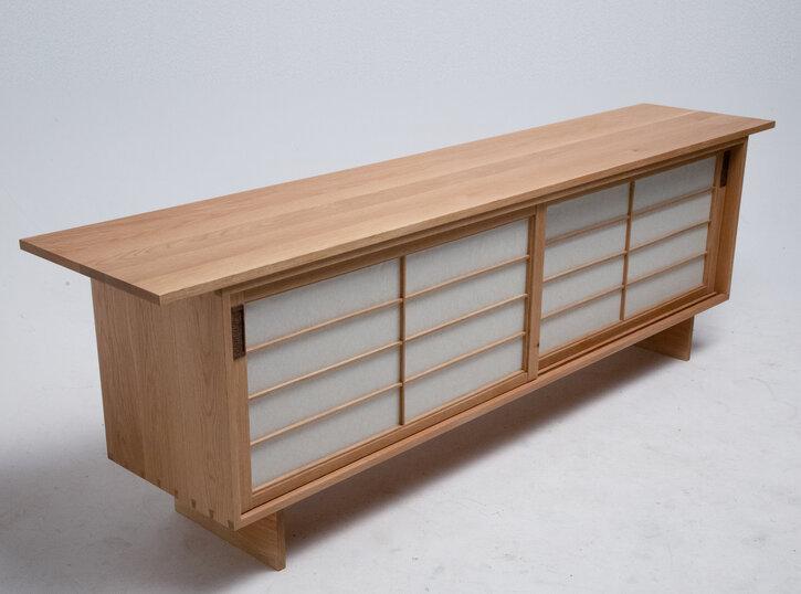 Shoji Cabinet