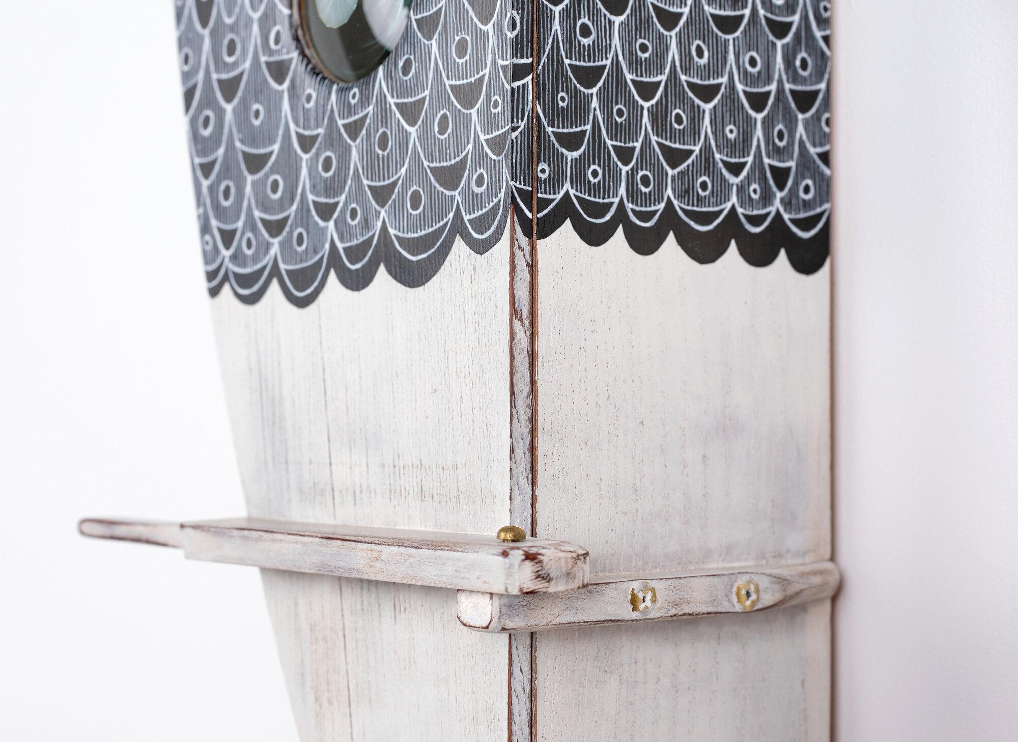 Magpie Cabinet Detail
