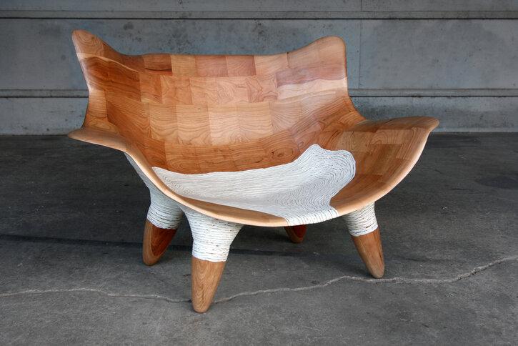 Mushroom Chair