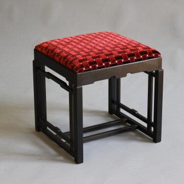 Chinese style stool.