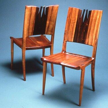 Koa Chairs