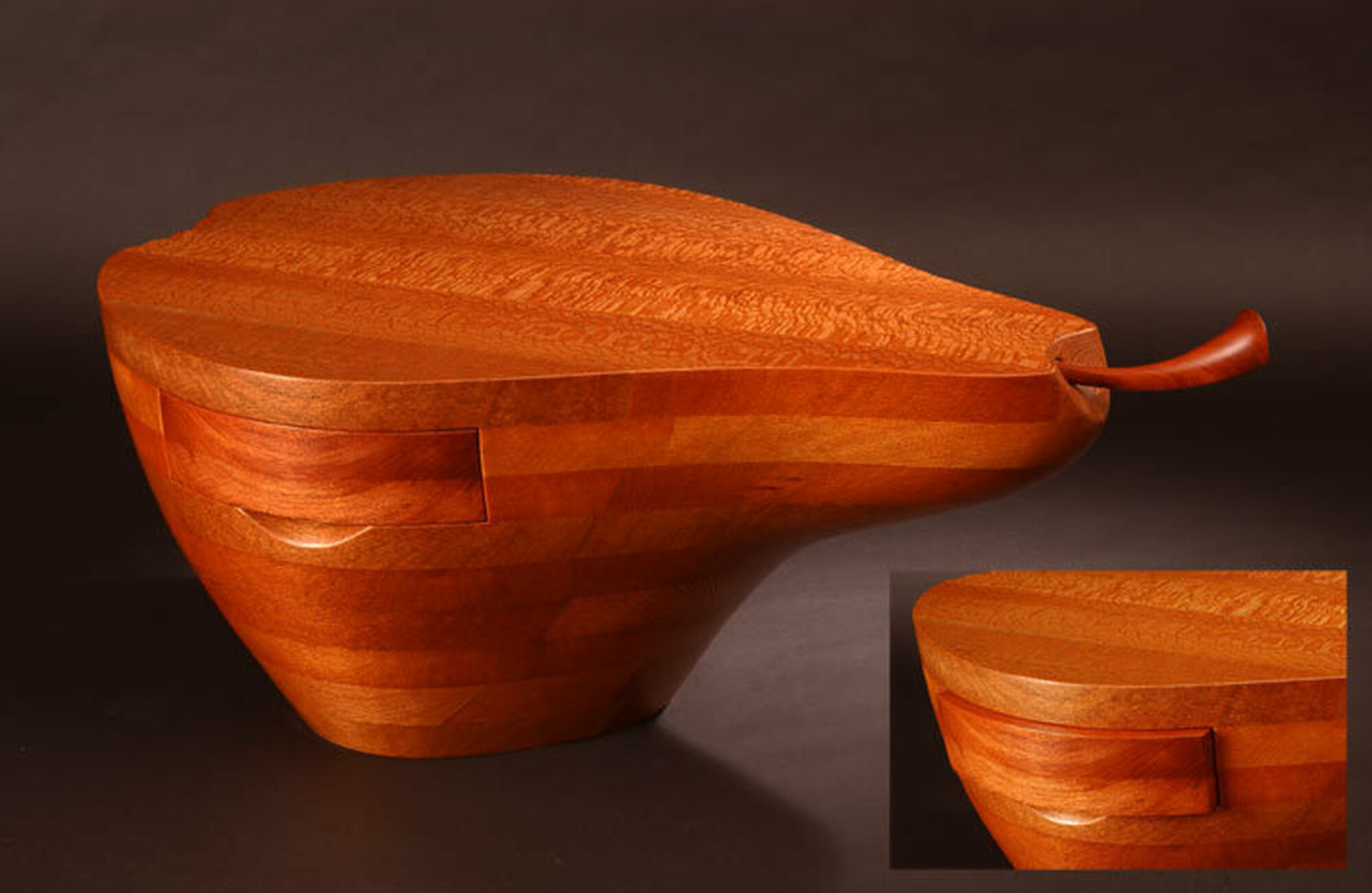 Pear Coffee Table