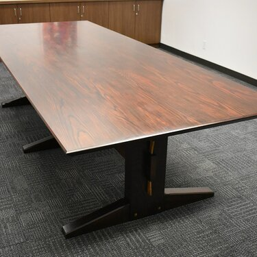 CSULB College Of The Arts Conference Table