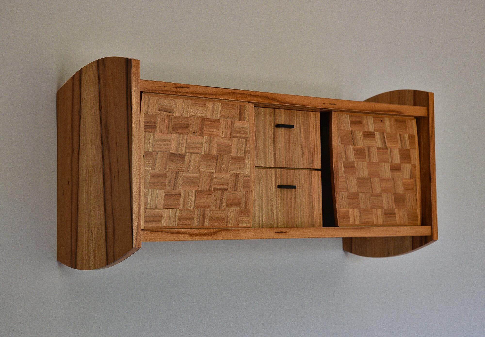 """7"""" Record Cabinet"""