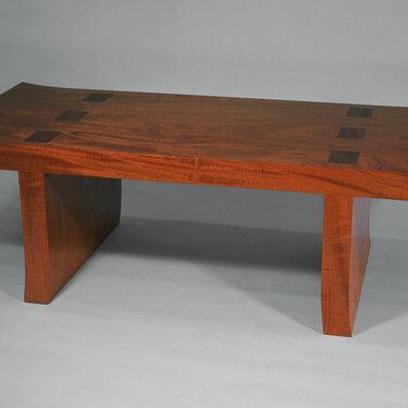 Through-Tenon Coffee Table