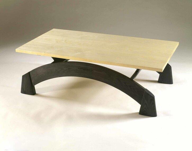 Flat Iron Coffee Table