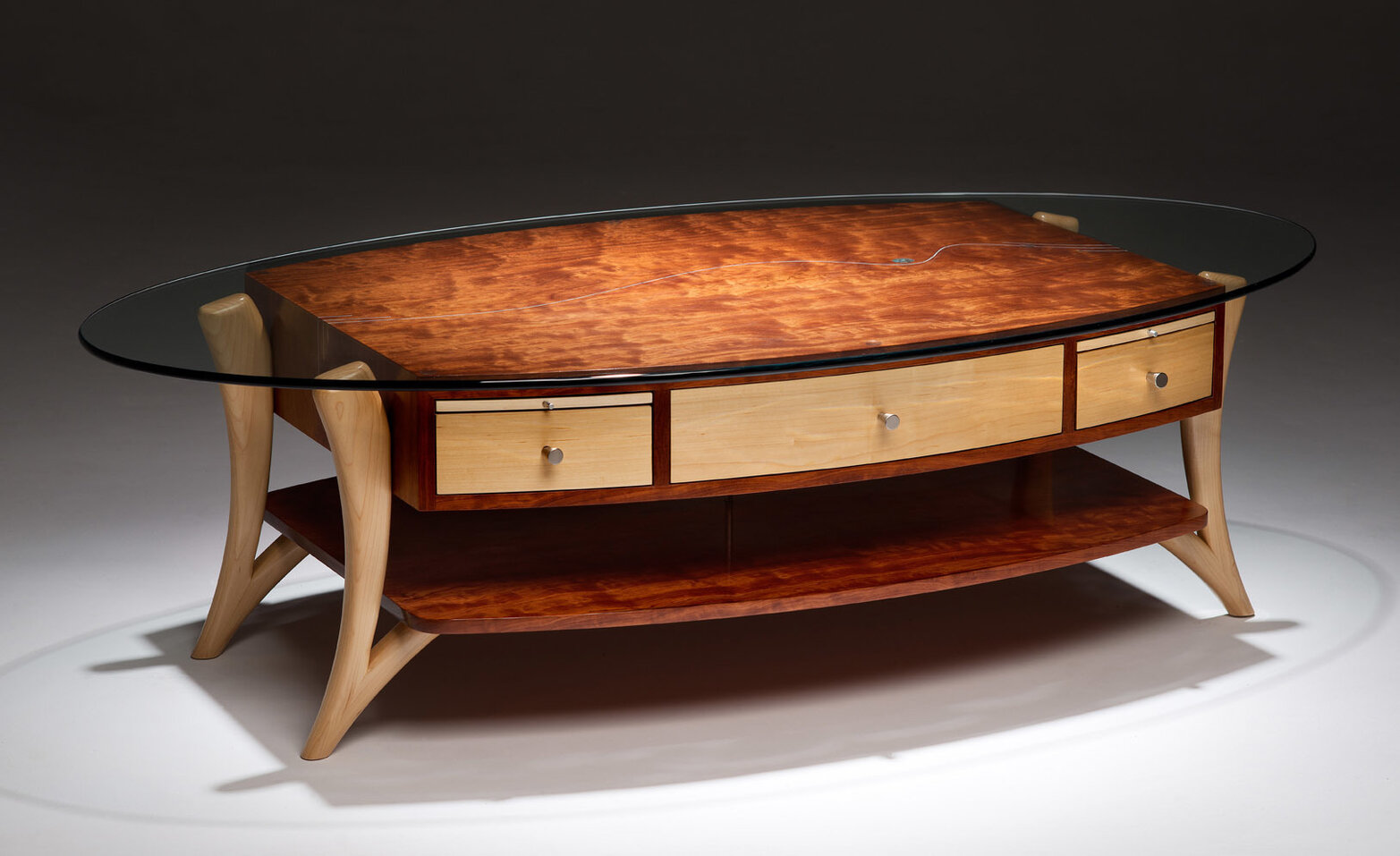 C-A Coffee Table