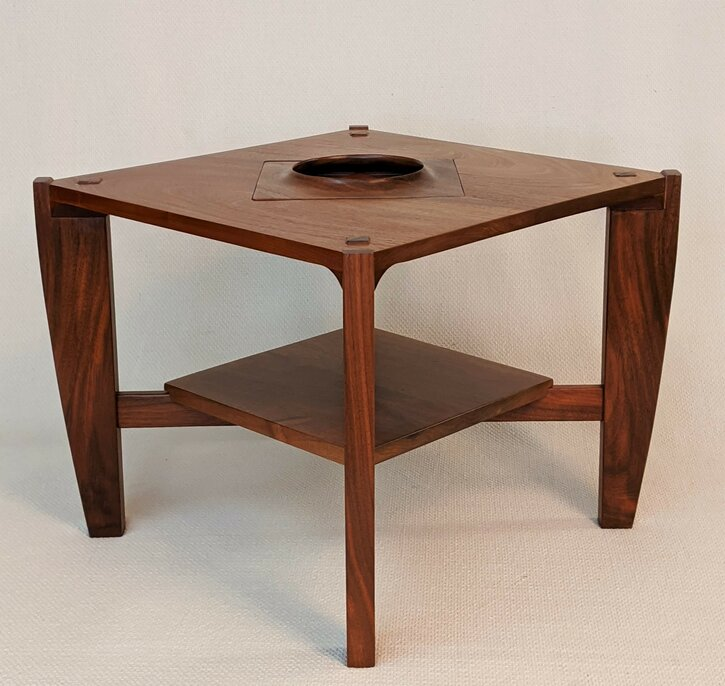 Water Table I (Lotus Table)