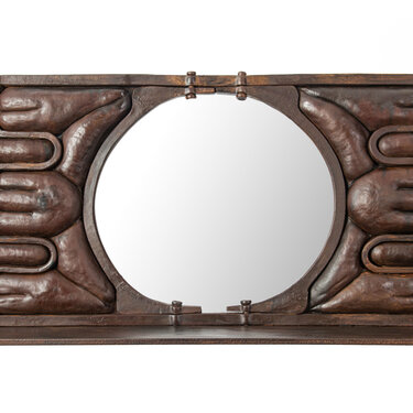 Ouros rectangle mirror