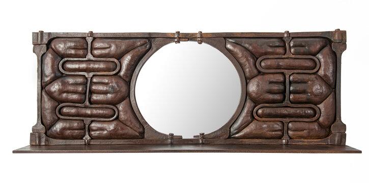 Ouros rectangle mirror