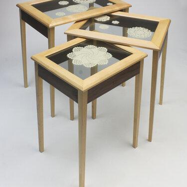 Doily Nesting Tables
