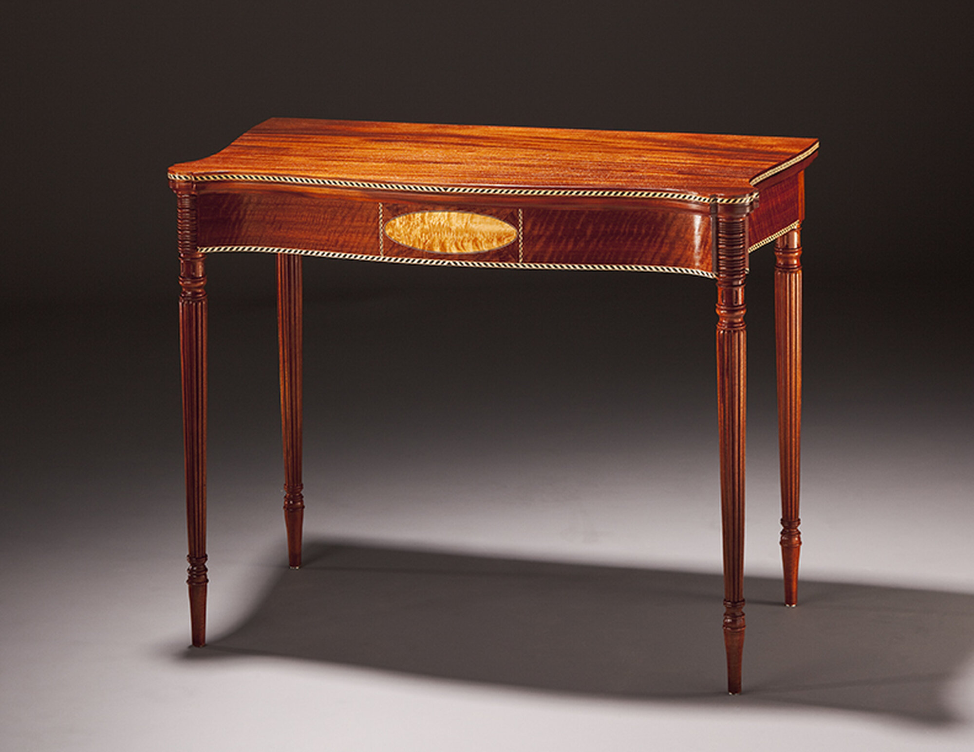 Federal Card Table