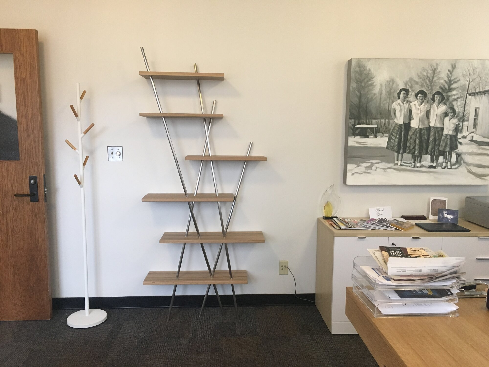 X-Line Six Tier Shelf