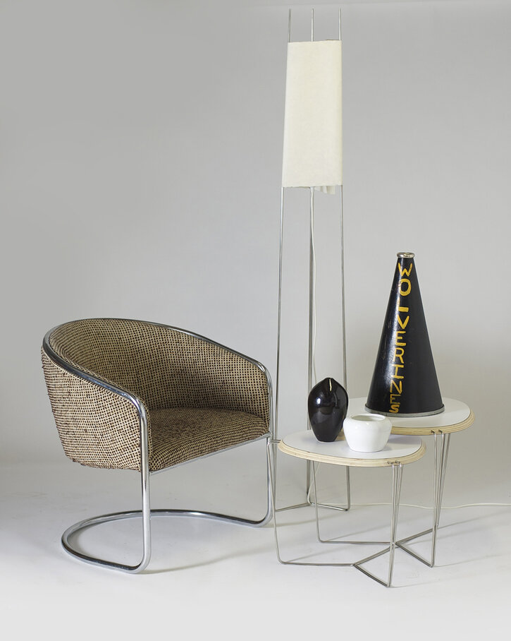 Y-Line Tables and Lamp