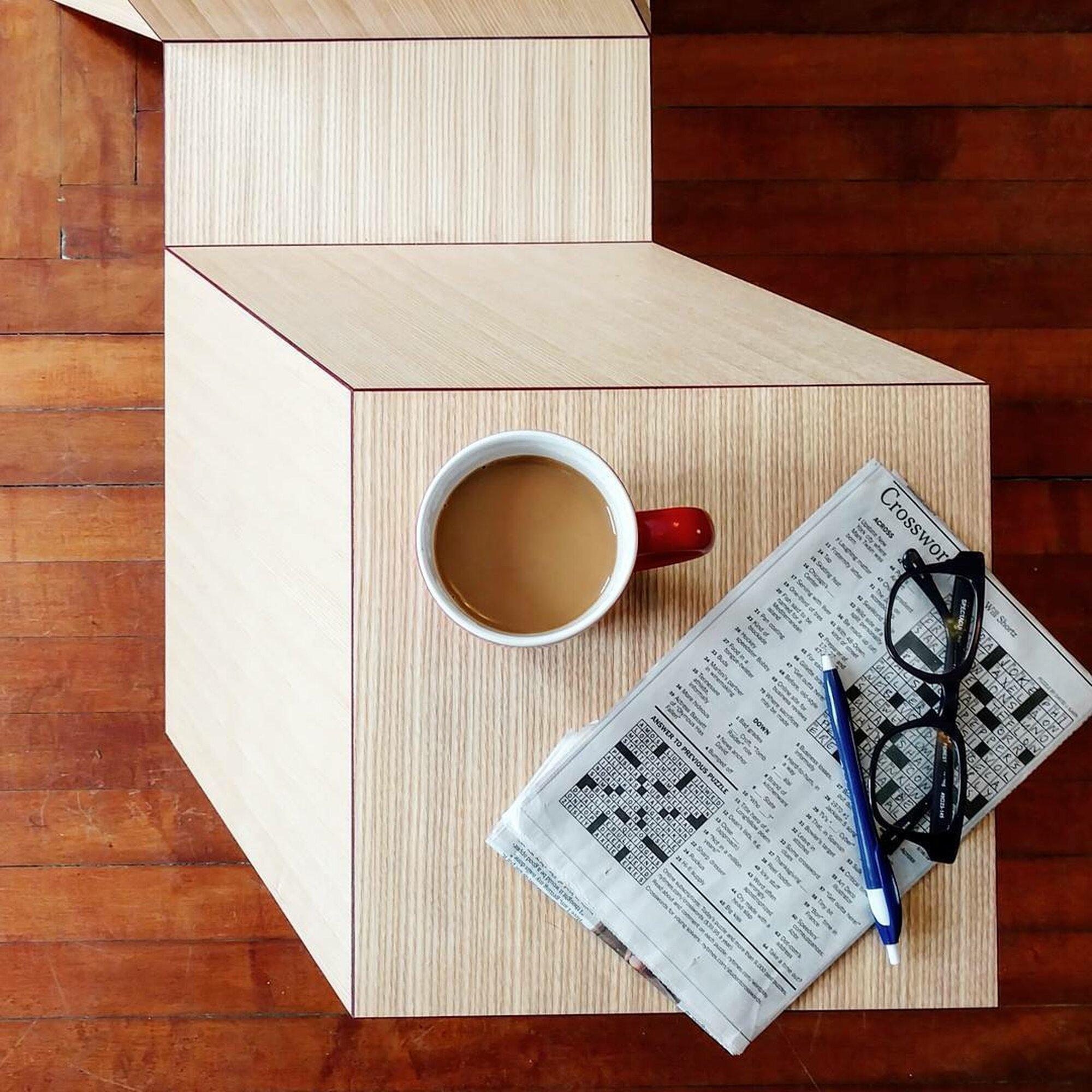 Feint Coffee Table