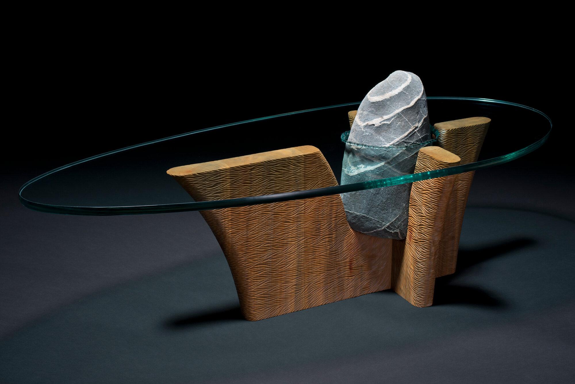 Shoal coffee table