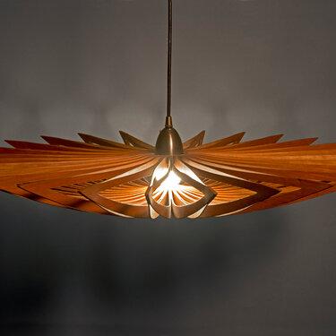 Starfish Lamp