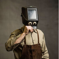 Yusko portrait welding hood square crop