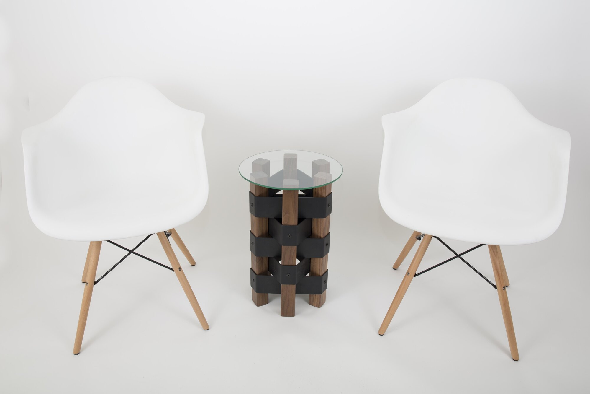 Intertwine Side Table