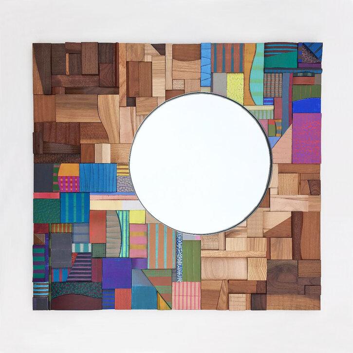 Round Peg Square Hole