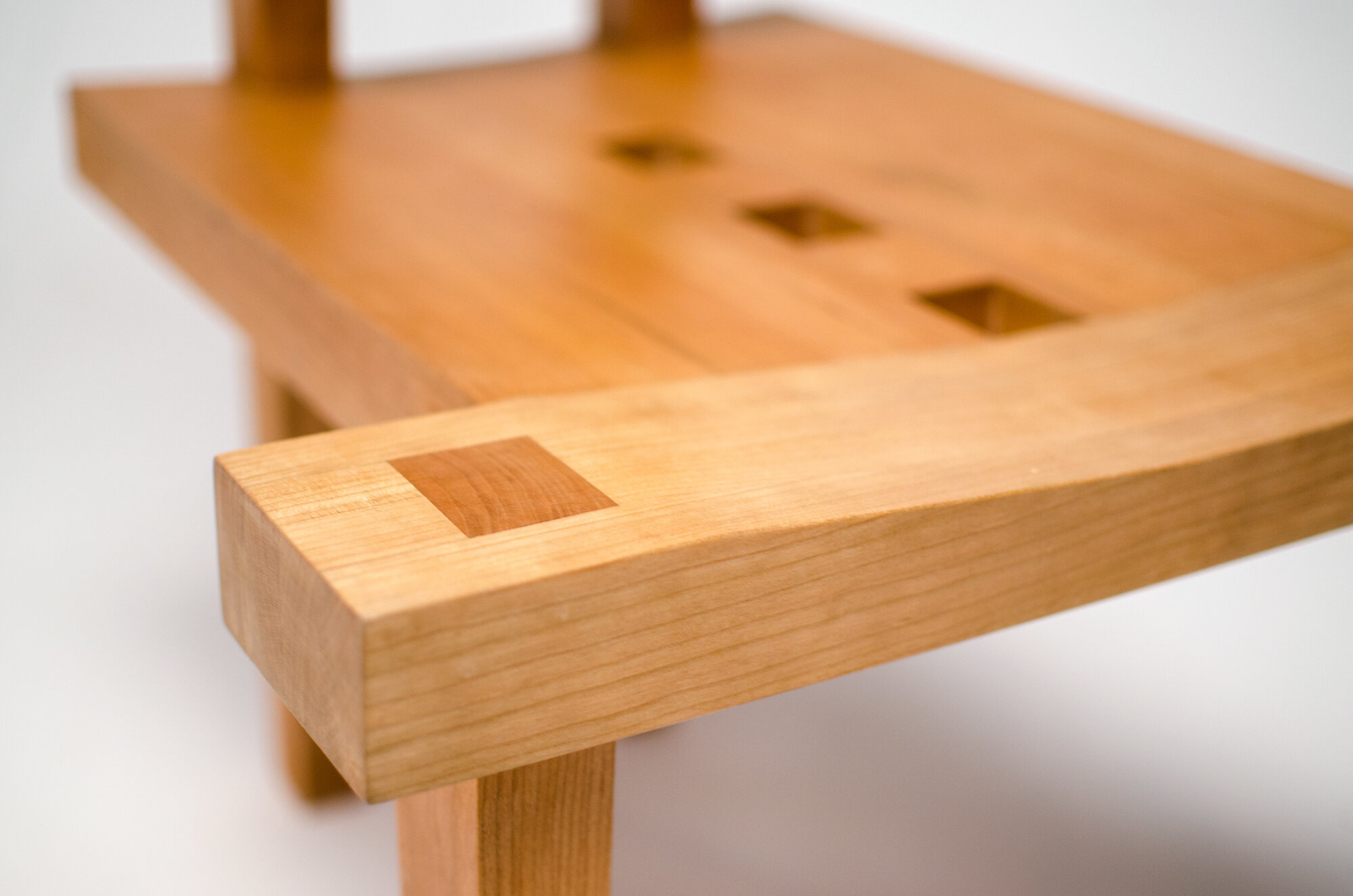Chair - Front Leg Detail