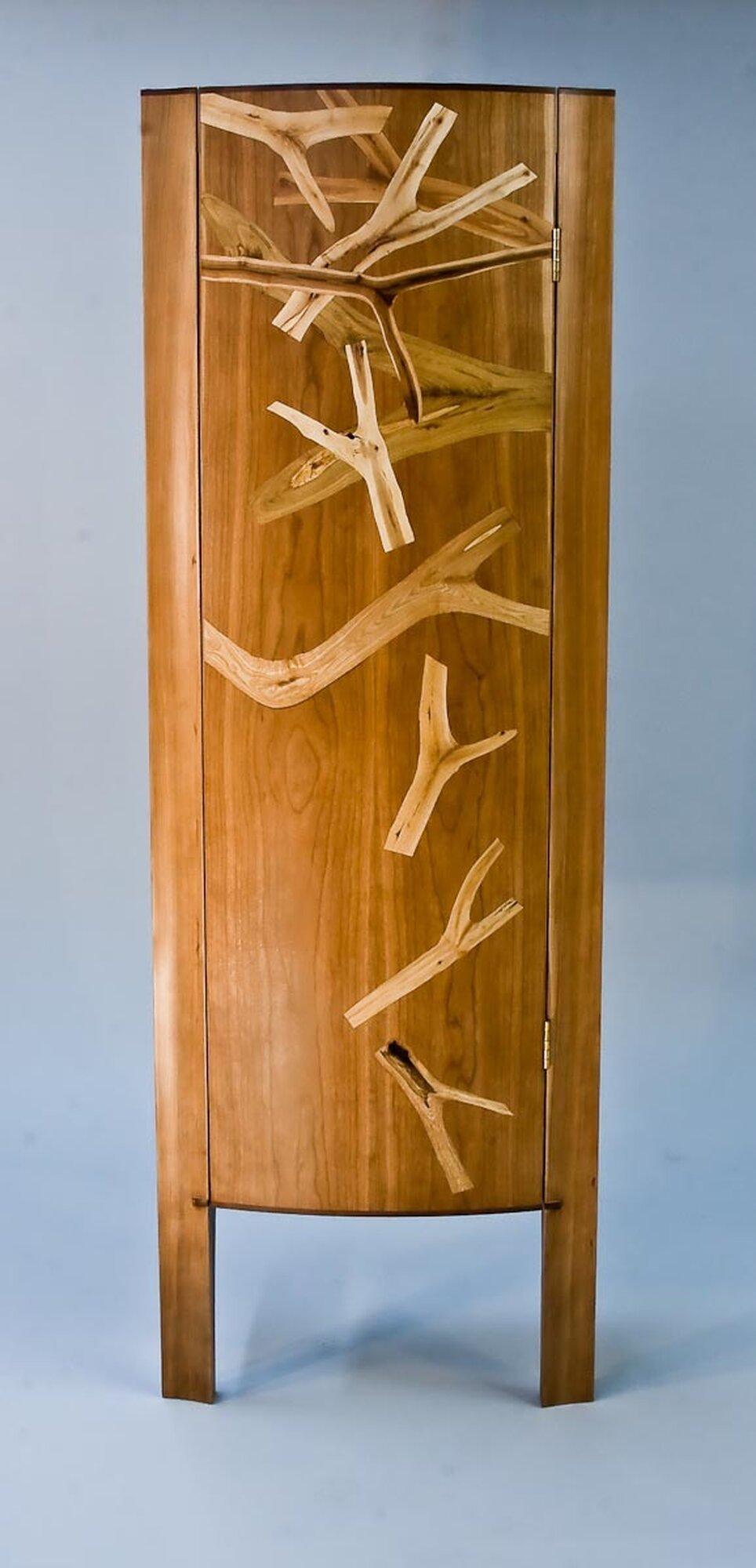Falling Branch Cabinet