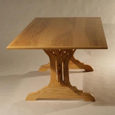 Tree Trestle Table