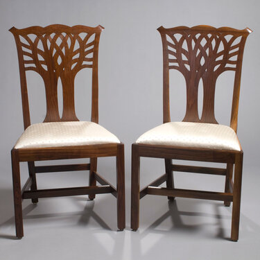 Tree Chippendale Chairs