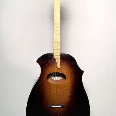 """Venetian"" style Tenor Guitar"